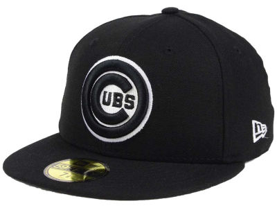 Chicago Cubs MLB Banner Patch 2.0 59FIFTY Cap Hats