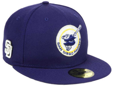 San Diego Padres MLB Pintastic 59FIFTY Cap Hats