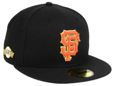 San Francisco Giants MLB Pintastic 59FIFTY Cap Hats