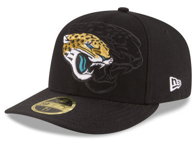 Jacksonville Jaguars NFL Sideline Low Profile 59FIFTY Cap Hats