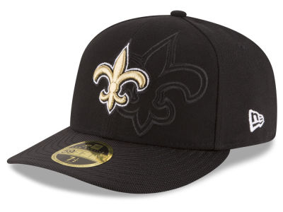 New Orleans Saints NFL Sideline Low Profile 59FIFTY Cap Hats