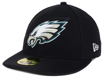 Philadelphia Eagles NFL Sideline Low Profile 59FIFTY Cap Hats