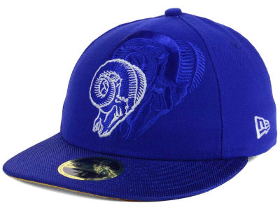 Los Angeles Rams NFL Sideline Classic 59FIFTY Cap Hats