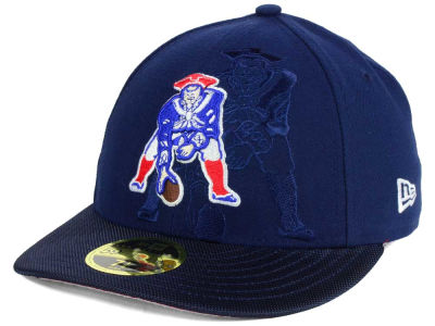 New England Patriots NFL Sideline Classic 59FIFTY Cap Hats