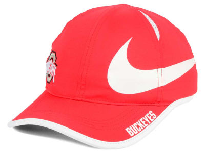 Nike NCAA Big Swoosh Adjustable Cap Hats