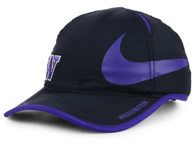 quality design a55ed afe2e ... uk washington huskies nike ncaa big swoosh adjustable cap lids c1d17  630bb