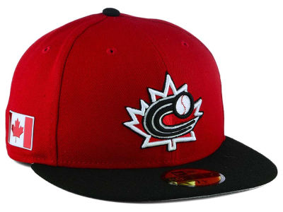 Canada World Baseball Classic 59FIFTY Cap Hats