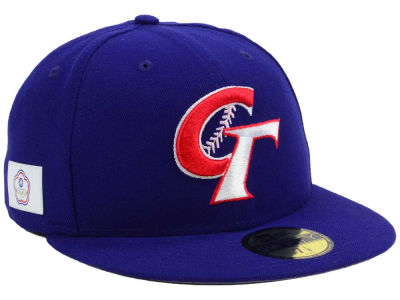 Chinese Taipei 2017 World Baseball Classic 59FIFTY Cap Hats