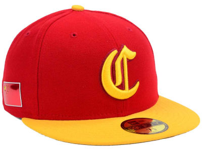 China 2017 World Baseball Classic 59FIFTY Cap Hats