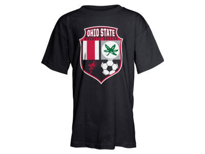 J America NCAA Youth Element Shield Soccer T-Shirt