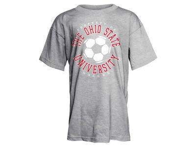J America NCAA Youth Circle Soccer T-Shirt