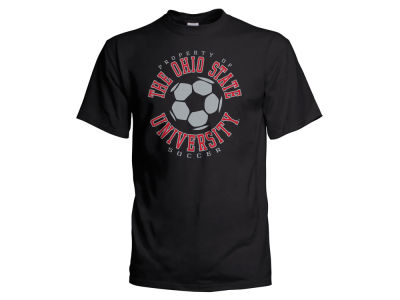 J America NCAA Men's Circle Soccer T-Shirt