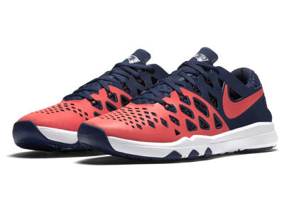 New England Patriots Nike Train Speed 4 Nfl Kickoff Shoes