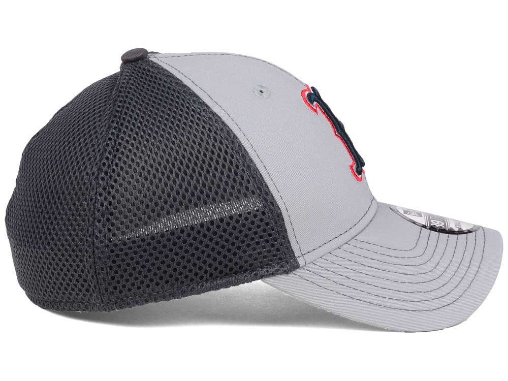 info for ba3ad dc159 Boston Red Sox New Era MLB Greyed Out Neo 39THIRTY Cap durable service