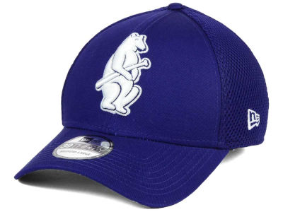 Chicago Cubs MLB Mega Team Neo 39THIRTY Cap Hats