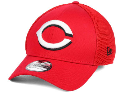 Cincinnati Reds MLB Mega Team Neo 39THIRTY Cap Hats