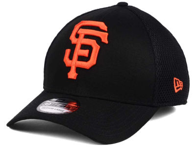 San Francisco Giants MLB Mega Team Neo 39THIRTY Cap Hats