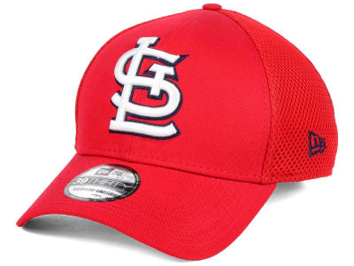 St. Louis Cardinals MLB Mega Team Neo 39THIRTY Cap Hats