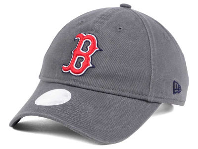 Boston Red Sox MLB Women's Preferred Pick 9TWENTY Strapback Cap Hats