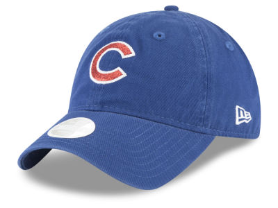 Chicago Cubs Team Glisten 9TWENTY Cap Hats