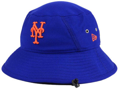 New York Mets MLB Clubhouse Bucket Hats