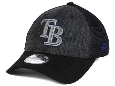 Tampa Bay Rays MLB Heathered Neo 39THIRTY Cap Hats