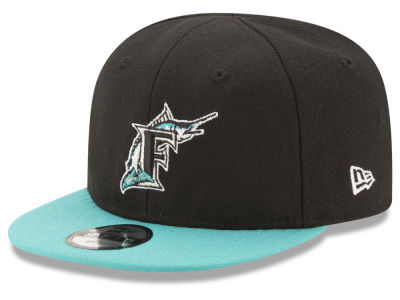 Florida Marlins MLB Infant My 1st 9FIFTY Snapback Cap Hats