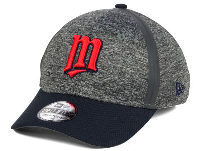 Minnesota Twins MLB Youth Clubhouse 39THIRTY Cap Hats