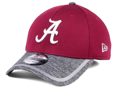 Alabama Crimson Tide NCAA Training 39THIRTY Cap Hats