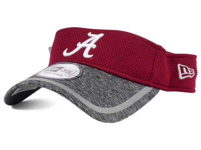 Alabama Crimson Tide NCAA Training Visor Hats