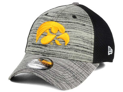 Iowa Hawkeyes NCAA Tonal Tint 39THIRTY Cap Hats