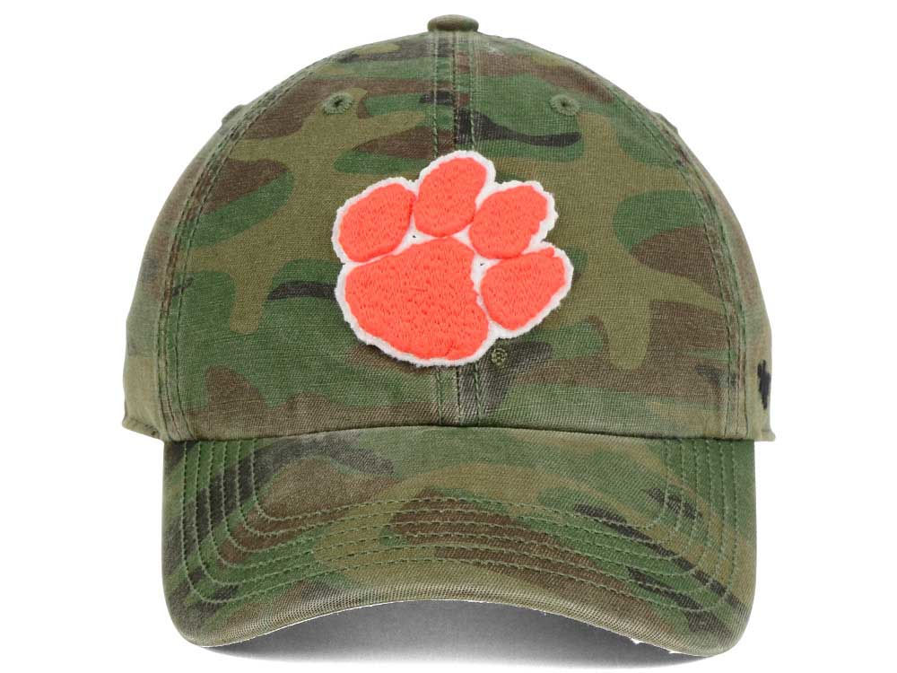 newest 8b929 bb2a3 cheap Clemson Tigers  47 NCAA Operation Hat Trick Movement  47 CLEAN ...