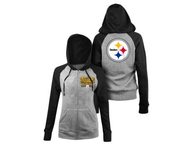 Pittsburgh Steelers NFL Women's Audible Hooded Sweatshirt