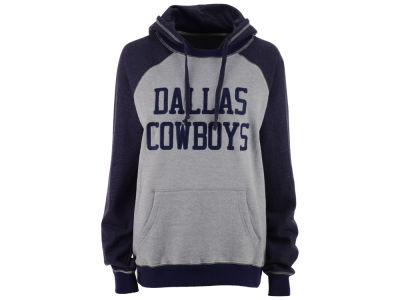 Dallas Cowboys NFL Women's Clifton Pullover Hooded Sweatshirt