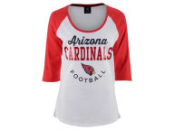 5th & Ocean NFL Women's Side Zone Raglan T-Shirt T-Shirts