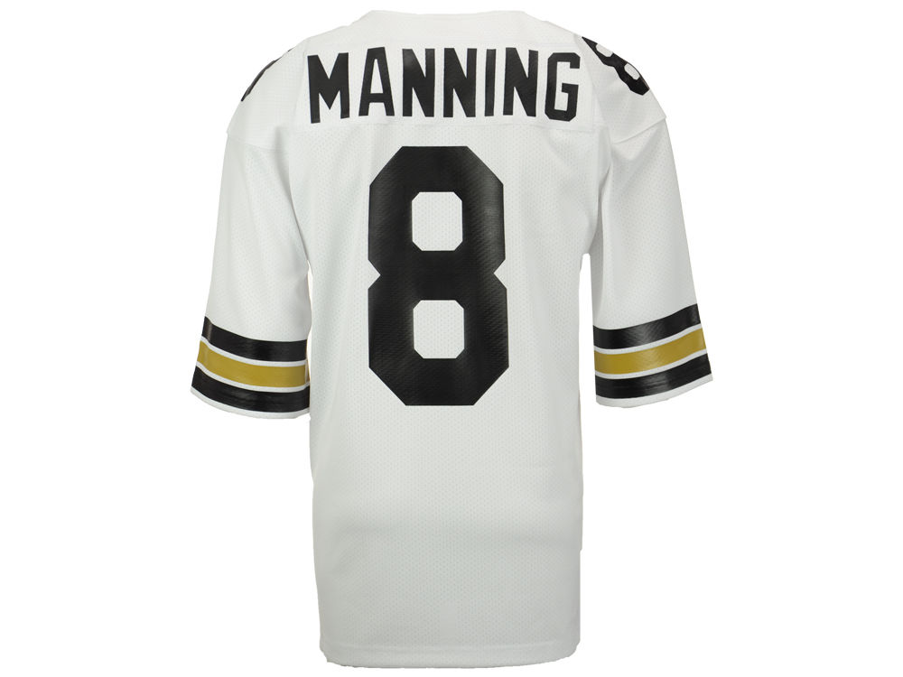 6cc97634c3 30%OFF New Orleans Saints Archie Manning Mitchell and Ness NFL Men's  Authentic Football Jersey 70%OFF Women's Los Angeles Rams Majestic Heathered  Navy Plus ...