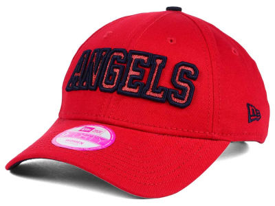 Los Angeles Angels MLB Women's Team Spark 9FORTY Cap Hats