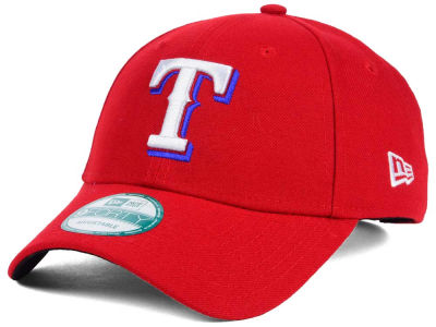 Texas Rangers MLB The League 9FORTY Adjustable Cap Hats