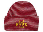 Iowa State Cyclones NCAA Newborn Stripe Knit Cap Infant Apparel