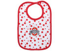 Ohio State Buckeyes NCAA Polka Dot Knit Bib Apparel & Accessories