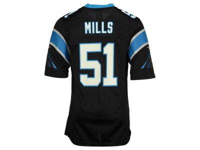 Carolina Panthers Sam Mills Nike NFL Retired Game Jersey  3008779b7