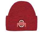 Ohio State Buckeyes NCAA Newborn Stripe Knit Cap Infant Apparel