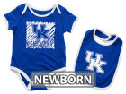 Kentucky Wildcats Colosseum NCAA Infant Look at the Baby Onesie Set Infant Apparel
