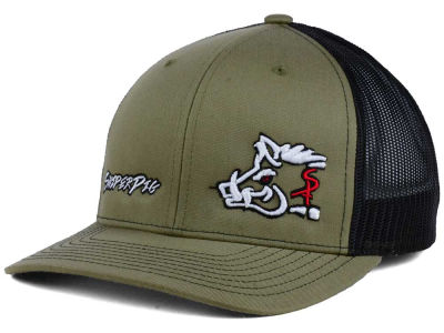 Oil Field Sniper Hog Trucker Hat Lids Com