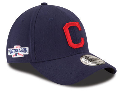 Cleveland Indians MLB 2016 Post Season Patch 39THIRTY Cap Hats