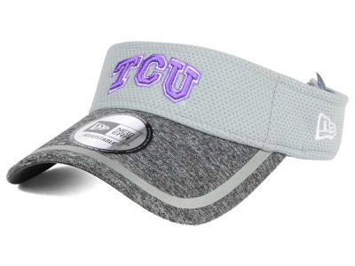 Texas Christian Horned Frogs NCAA Training Visor Hats