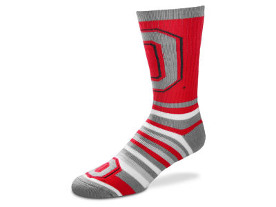 For Bare Feet Lotta Stripe Crew Sock