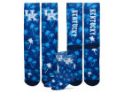 Kentucky Wildcats For Bare Feet Bananas Crew Socks Apparel & Accessories
