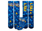 LSU Tigers For Bare Feet Bananas Crew Socks Apparel & Accessories