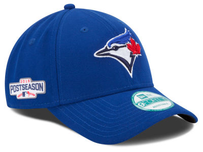 Toronto Blue Jays MLB 2016 Post Season Patch 9FORTY Cap Hats